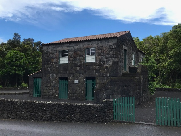 Traditional Azorean Home